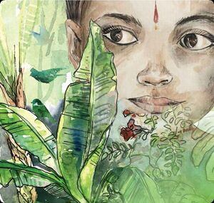 Marie illustration Sita and the Chanting Forest.jpg