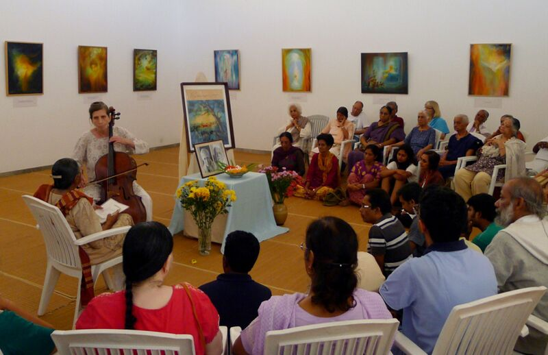File:2016 Savitri Bhavan 05 From Some Invisible Fire opening.jpg
