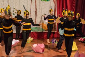 Deepanam 2018 - The musical bee story performed by Peace group.jpg