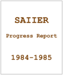 SAIIER Progress Report 1985 icon.png