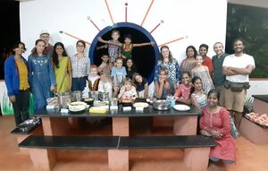 Deepanam 2020 3 - Peace group at My Country, My Culture potluck.jpg