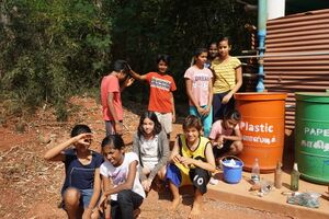 Transition School 2019 - waste cleanup.JPG